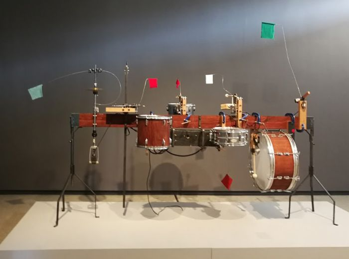 Mechanical Drum set